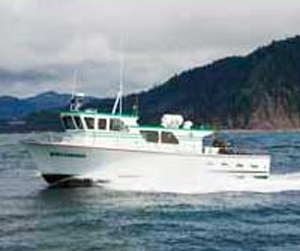 Pacific salmon charters for Ilwaco wa fishing charters